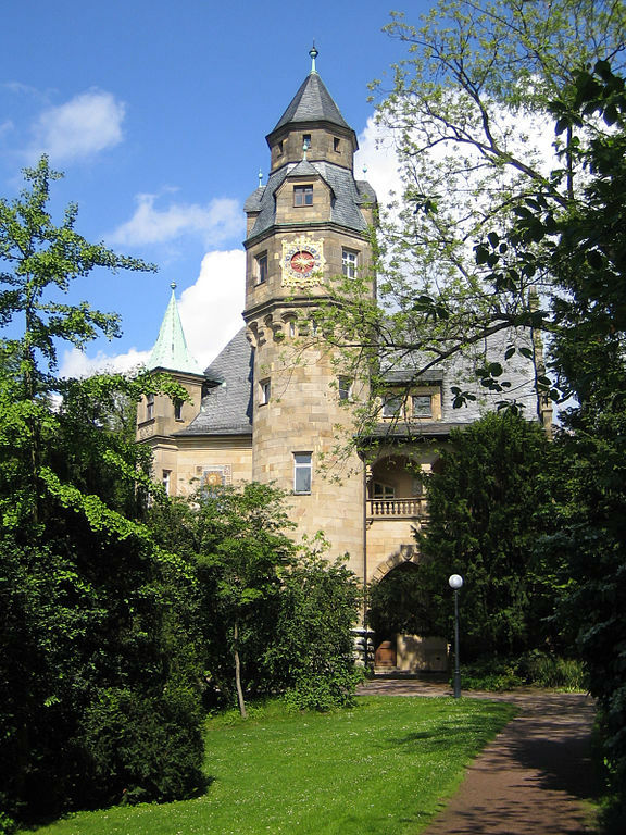 Das Liebighaus Foto: Popie