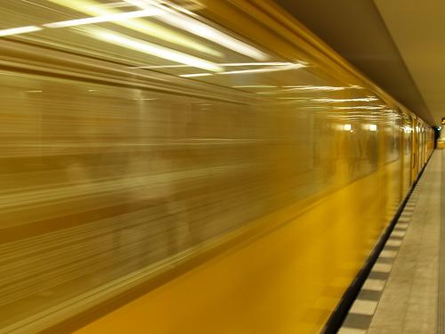 U-Bahn Foto: teclasorg